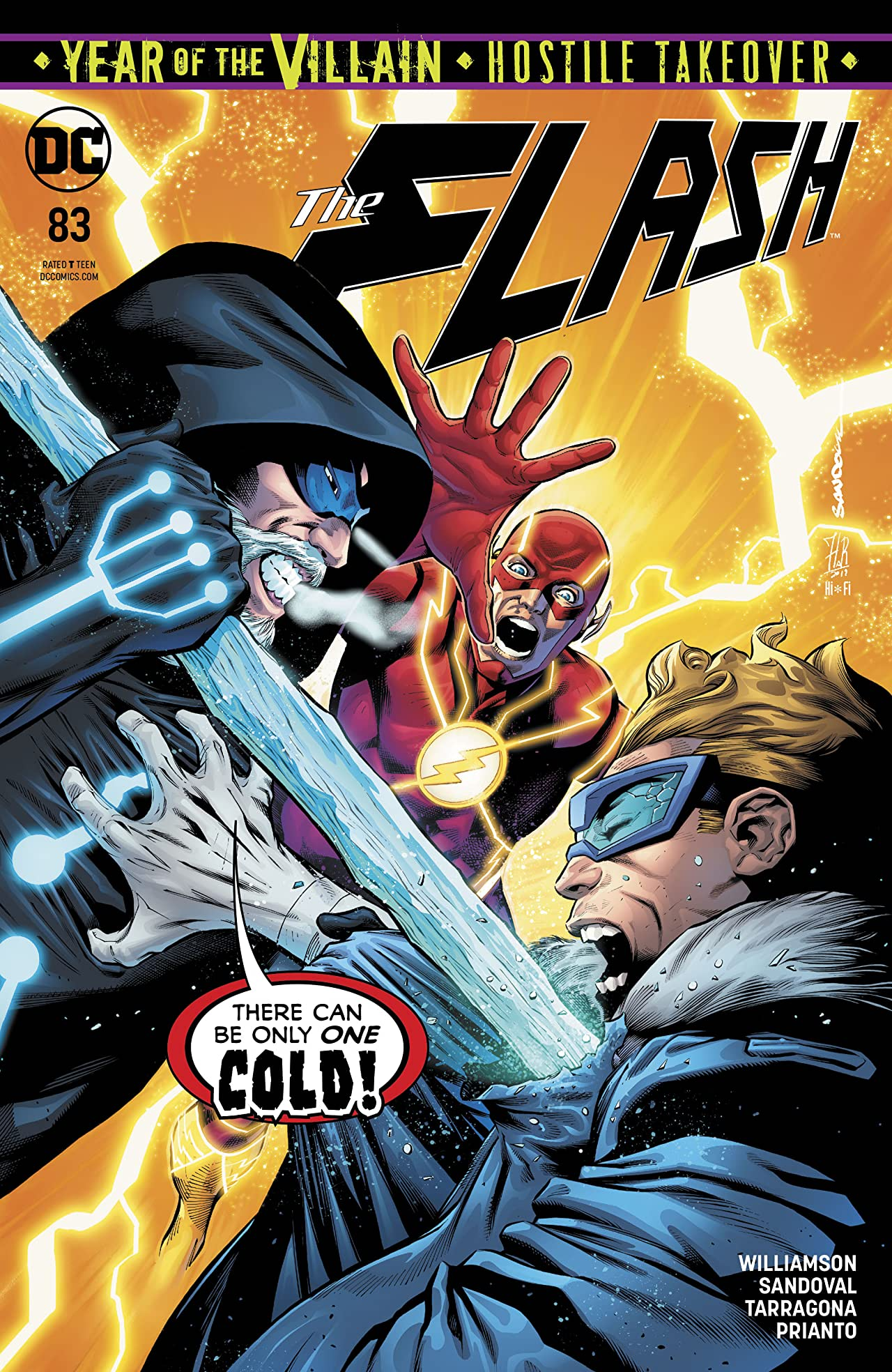 The Flash (2016-) No.83