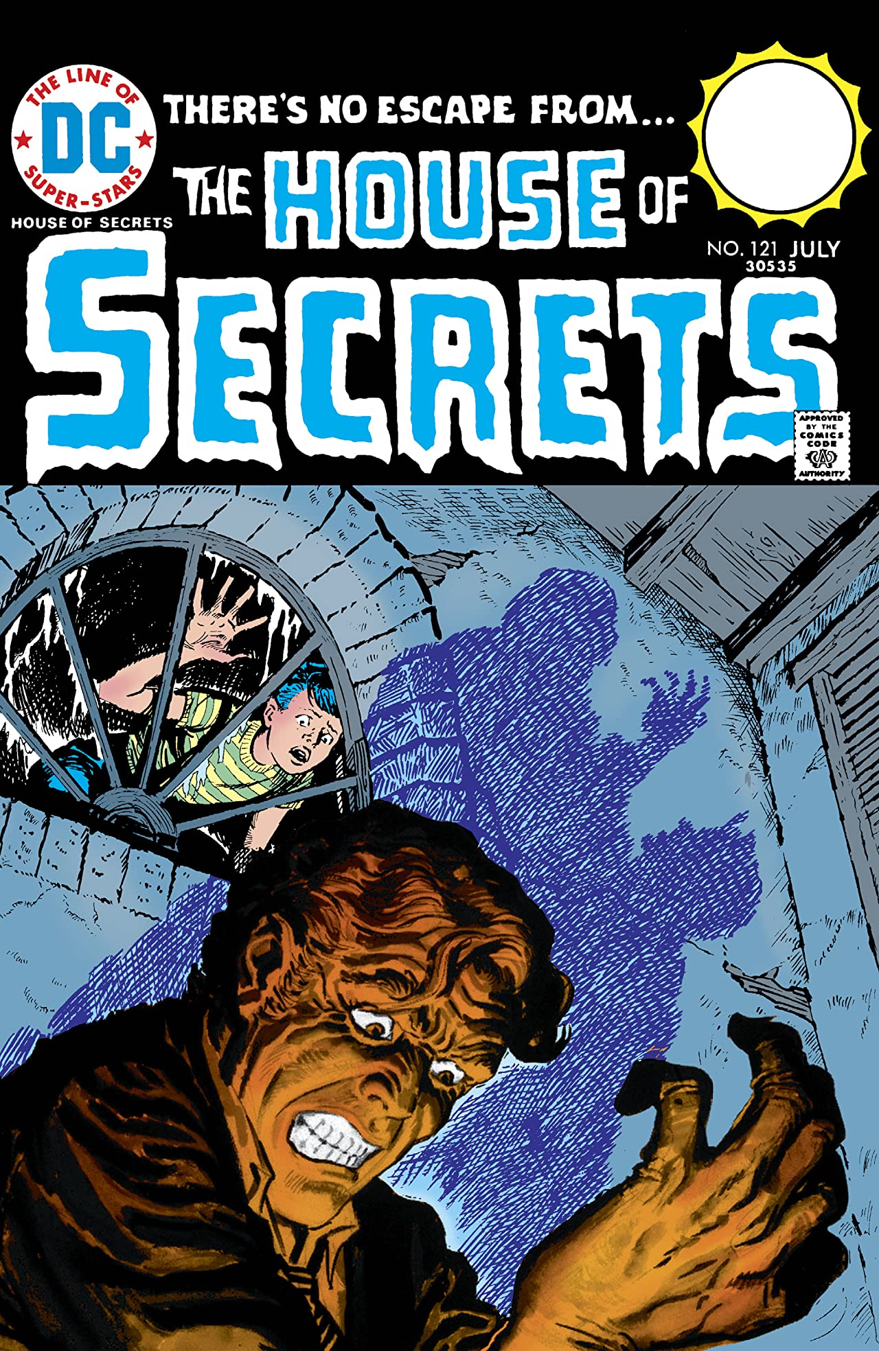 House of Secrets (1956-1978) #121
