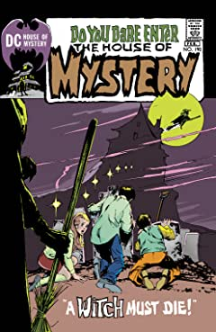 House of Mystery (1951-1983) No.190