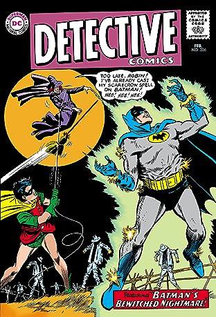 Detective Comics (1937-2011) #336