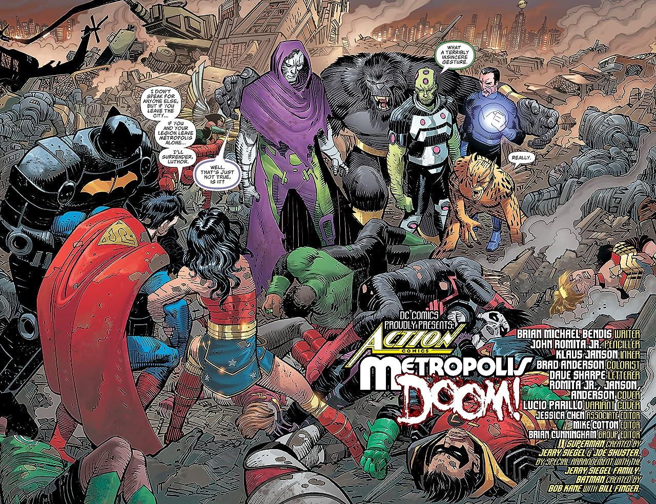 Action Comics (2016-) #1017