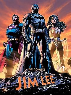 DC Comics: The Art of Jim Lee Tome 1