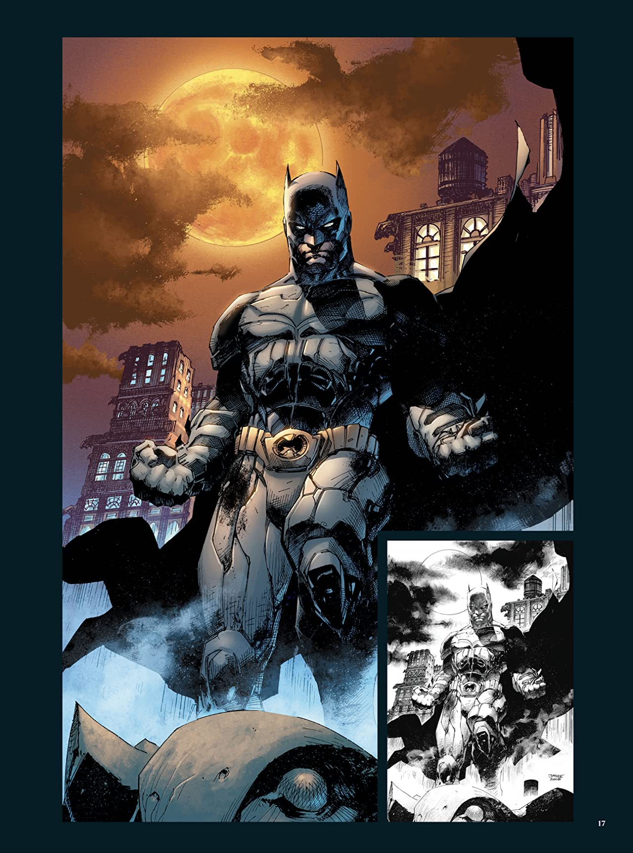 DC Comics: The Art of Jim Lee Tome 1