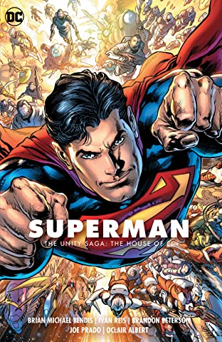 Superman (2018-) Tome 2: The Unity Saga: The House of El