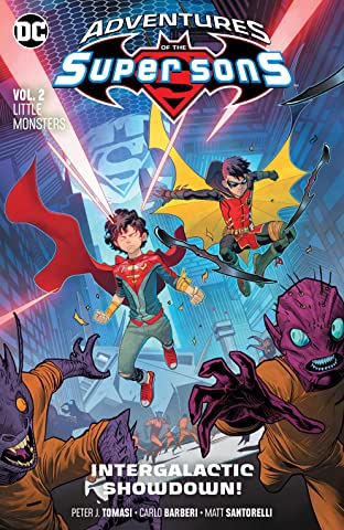 Adventures of the Super Sons (2018-2019) Tome 2
