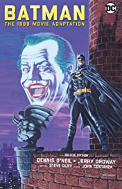 Batman: The 1989 Movie Adaptation Deluxe Edition