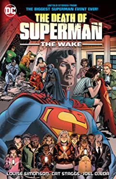The Death of Superman: The Wake (2018)