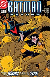 Batman Beyond (1999-2001) #20