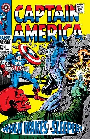 Captain America (1968-1996) No.101