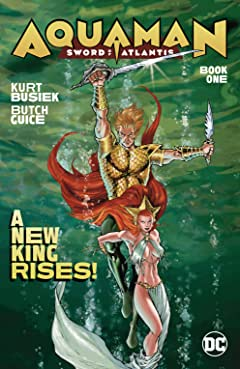 Aquaman: Sword of Atlantis Book One