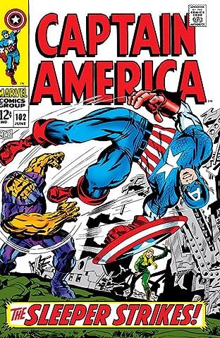 Captain America (1968-1996) No.102
