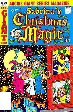 Sabrina's Christmas Magic (Archie Giant Series #455) #6