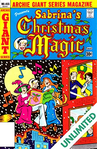 Sabrina's Christmas Magic (Archie Giant Series #455) #6