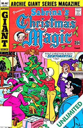 Sabrina's Christmas Magic (Archie Giant Series #467) #7