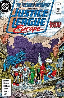 Justice League Europe (1989-1993) #8