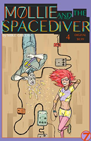 Mollie and the Spacediver #4