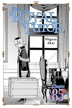 The Royal Tutor #85