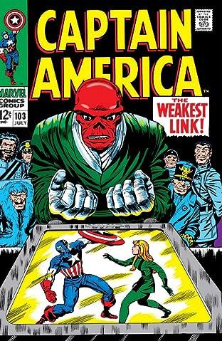 Captain America (1968-1996) No.103