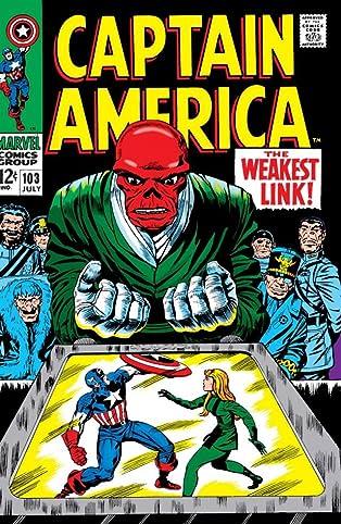Captain America (1968-1996) #103