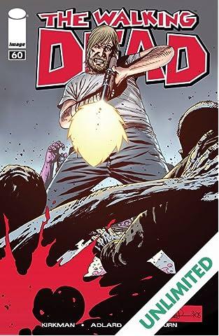 The Walking Dead #60