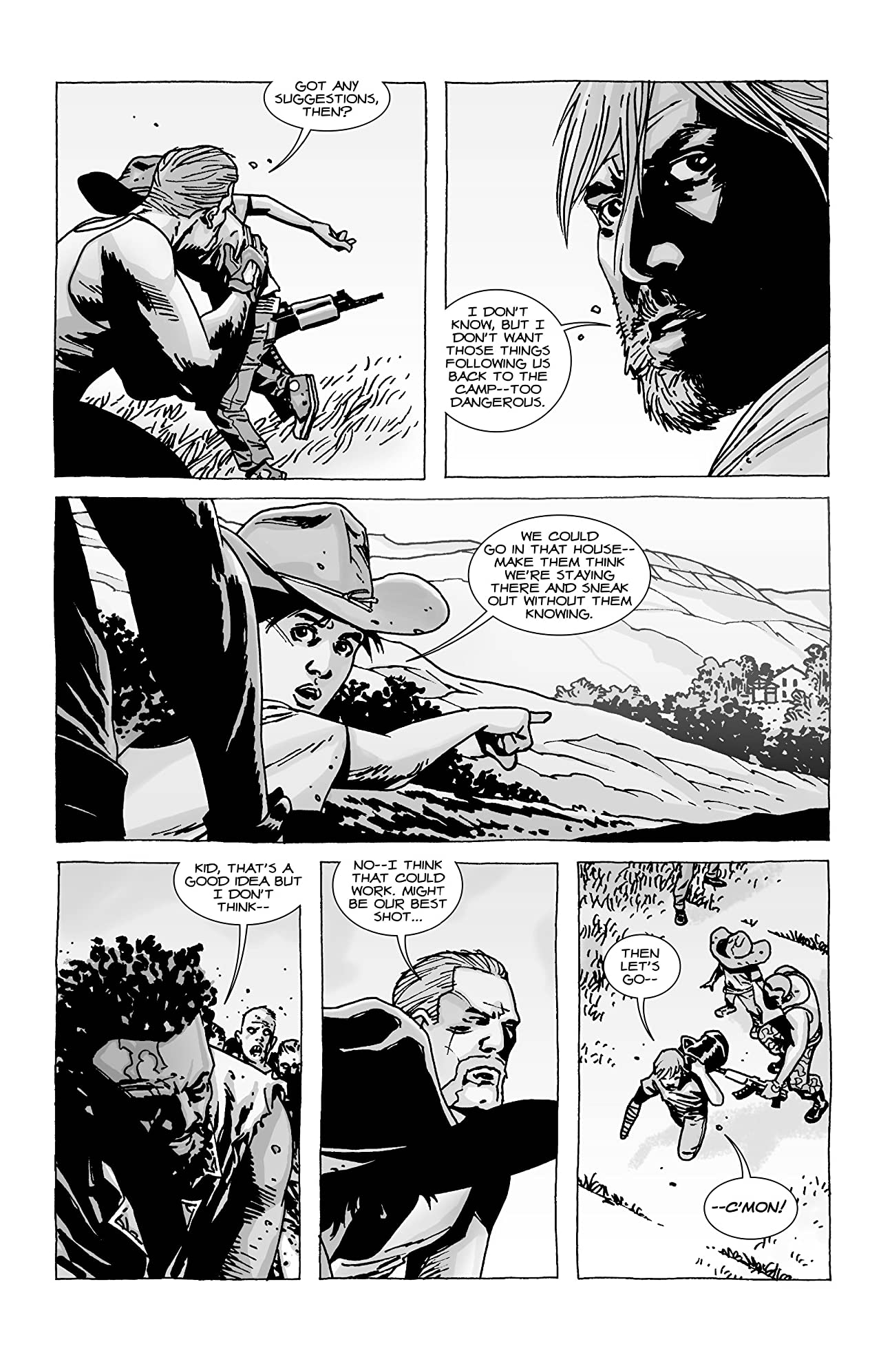 The Walking Dead #60