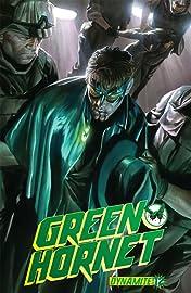 Green Hornet #12
