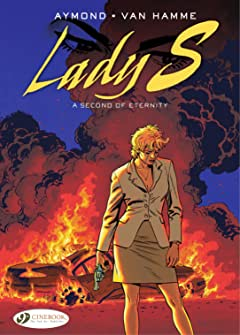 Lady S. Vol. 6: A Second of Eternity