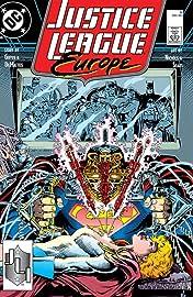 Justice League Europe (1989-1993) #9