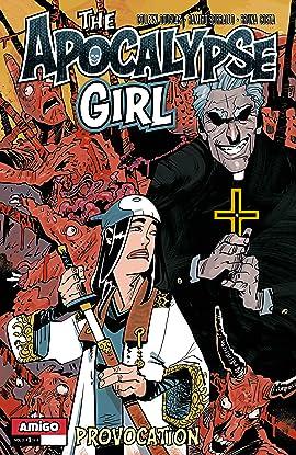 The Apocalypse Girl Vol 2 #1
