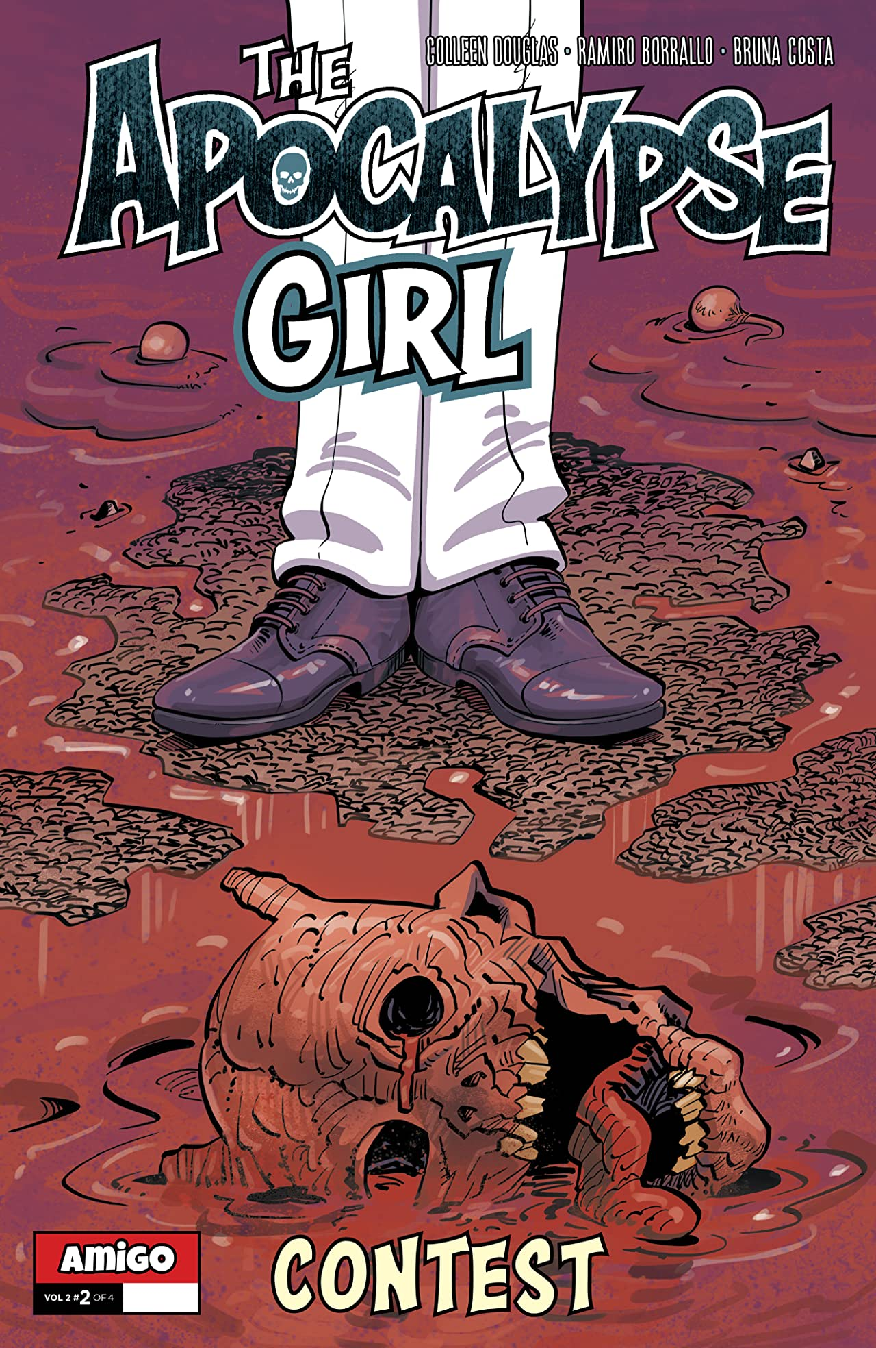 The Apocalypse Girl Vol 2 #2