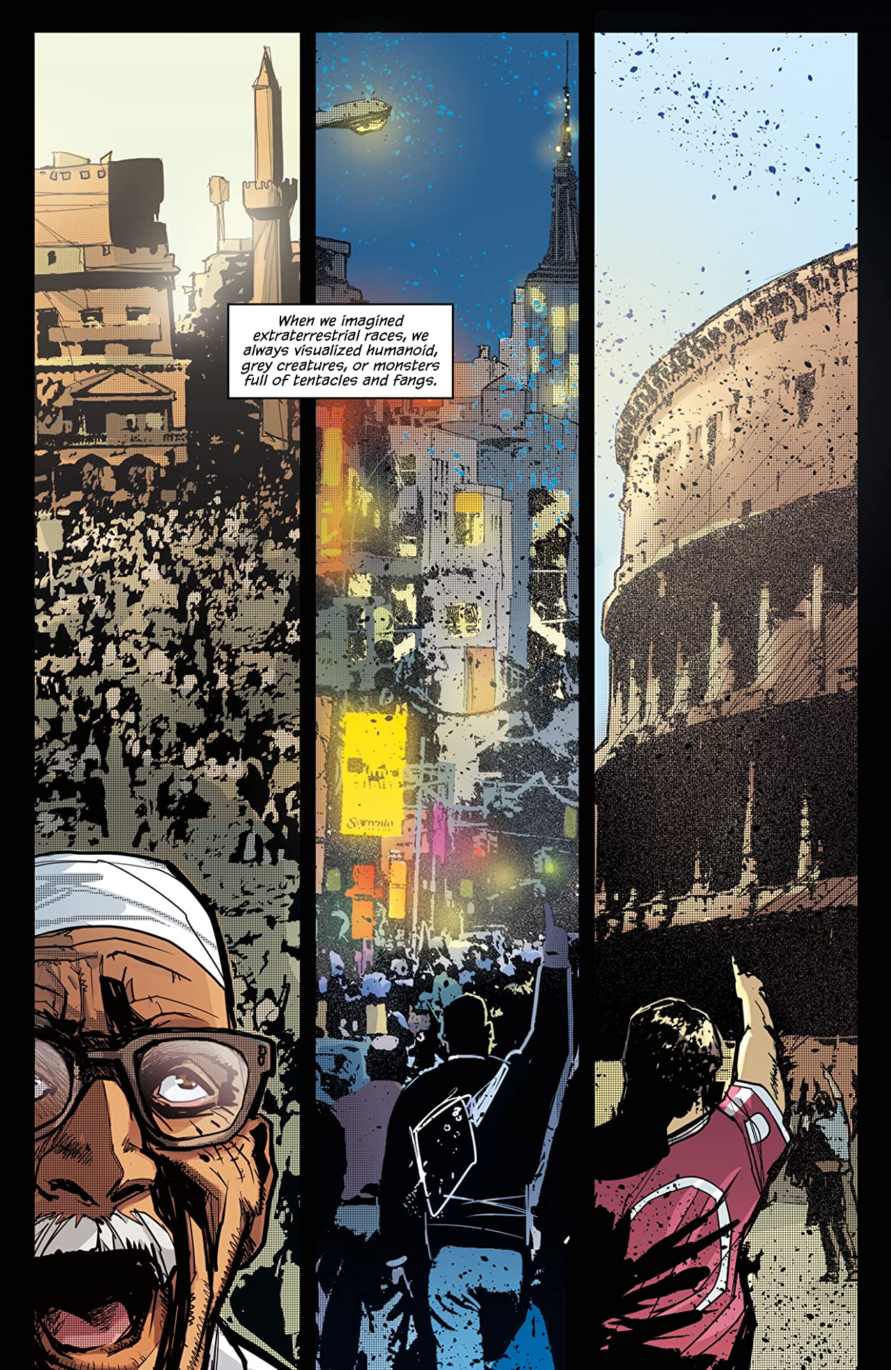 Rise of the Tyrant #1