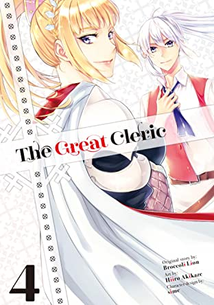 The Great Cleric Vol. 4