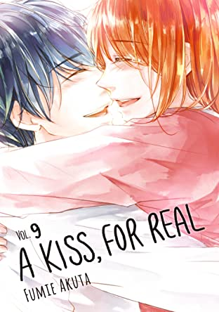 A Kiss, For Real Tome 9