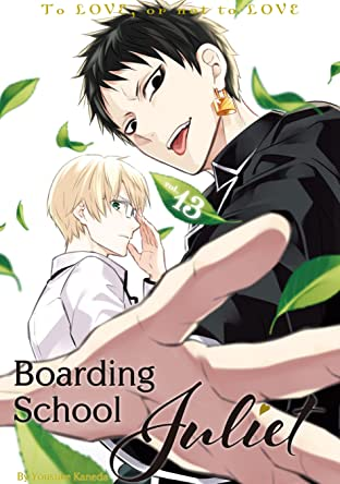 Boarding School Juliet Vol. 13