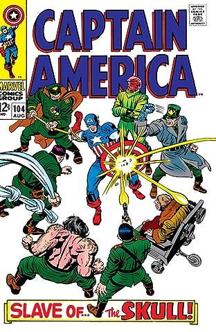 Captain America (1968-1996) No.104