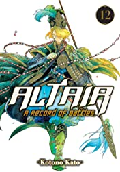 Altair: A Record of Battles Vol. 12