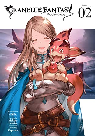 Granblue Fantasy Vol. 2