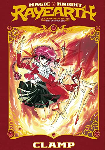 Magic Knight Rayearth Vol. 1
