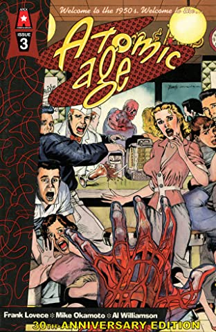 Atomic Age Tome 3: All in the Nuclear Family