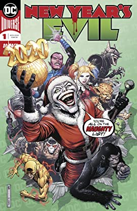 New Year's Evil (2019-) #1