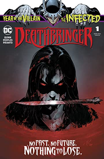 The Infected: Deathbringer (2019-) #1