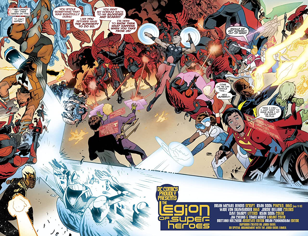Legion of Super-Heroes (2019-) #2