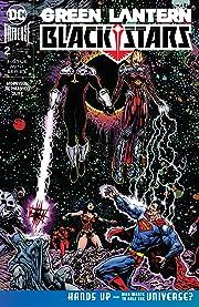 The Green Lantern: Blackstars (2019-) #2