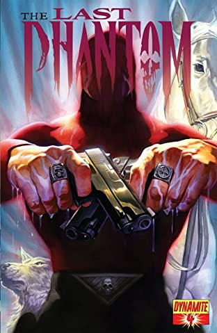 The Last Phantom #4