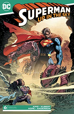 Superman: Up in the Sky (2019-) No.6