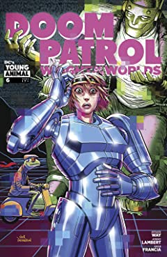 Doom Patrol: Weight of the Worlds (2019-) #6