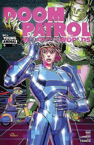 Doom Patrol: Weight of the Worlds (2019-) No.6