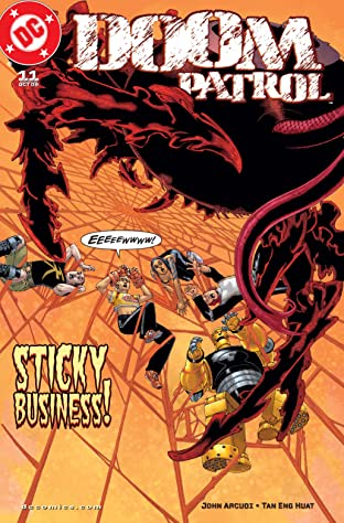 Doom Patrol (2001-2003) No.11