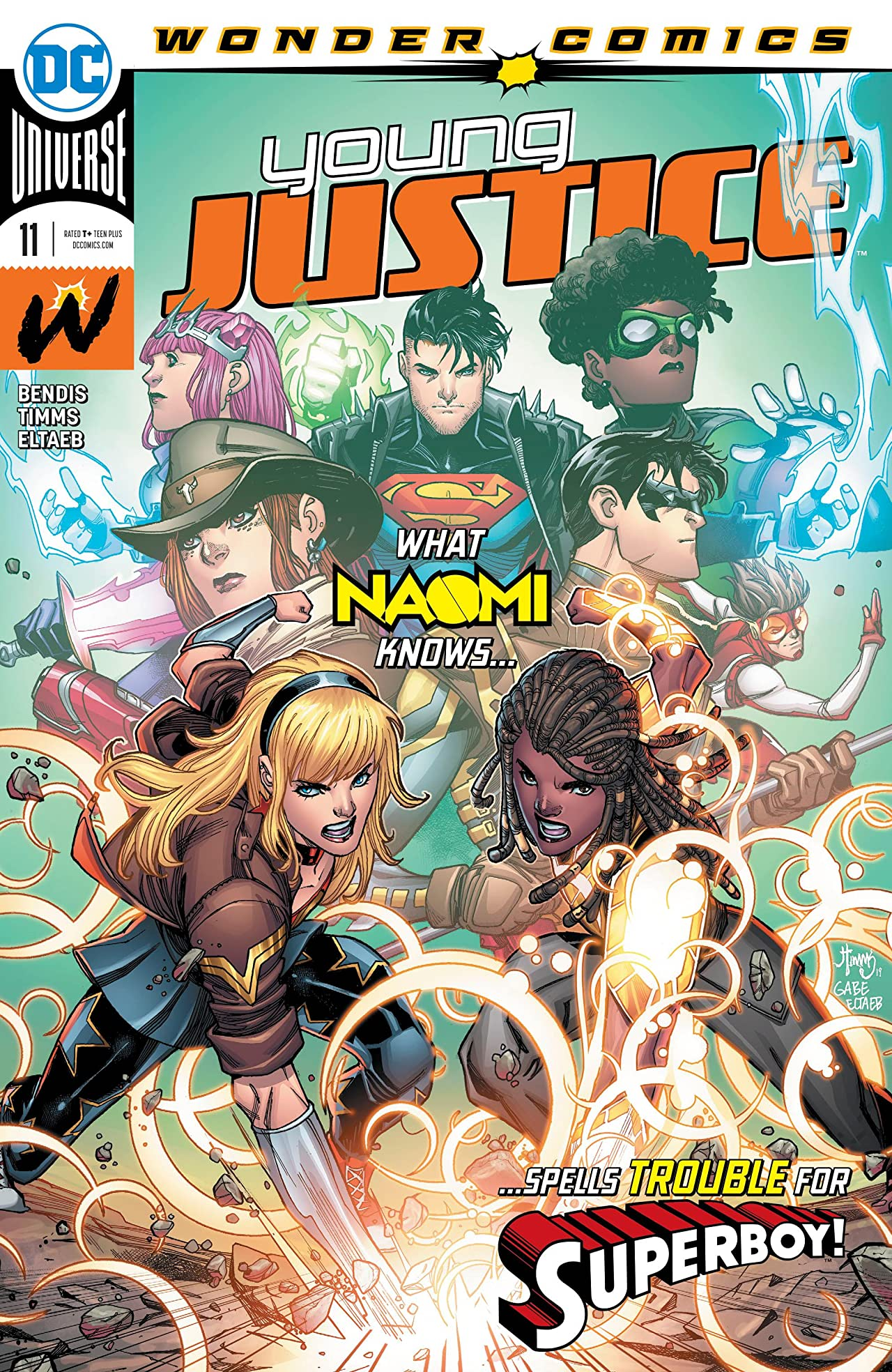 Young Justice (2019-) #11