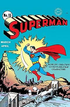 Superman (1939-2011) #15
